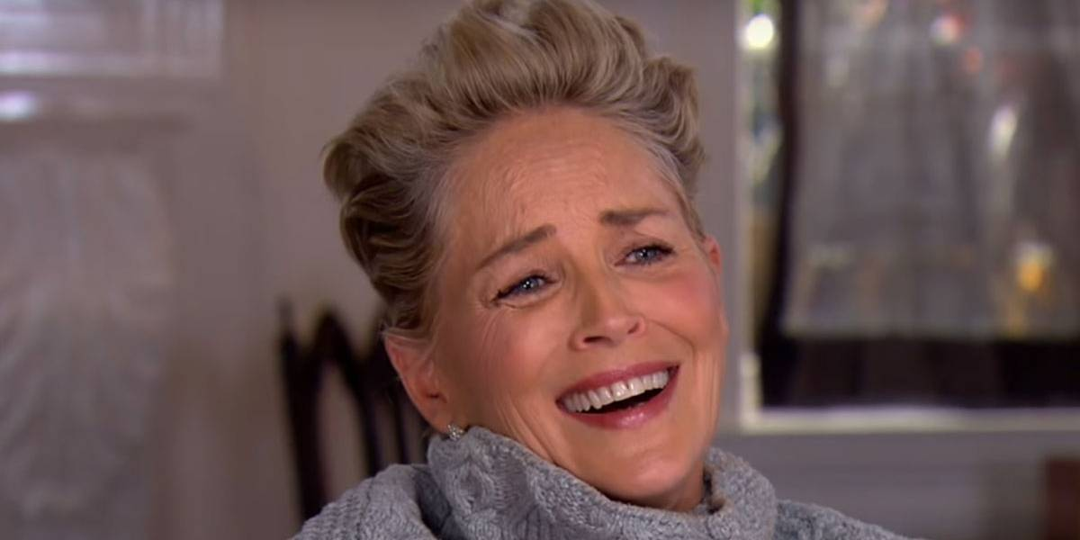 Sharon Stone dá gargalhada sarcástica ao ser questionada sobre assédio: 'Já vi de tudo'
