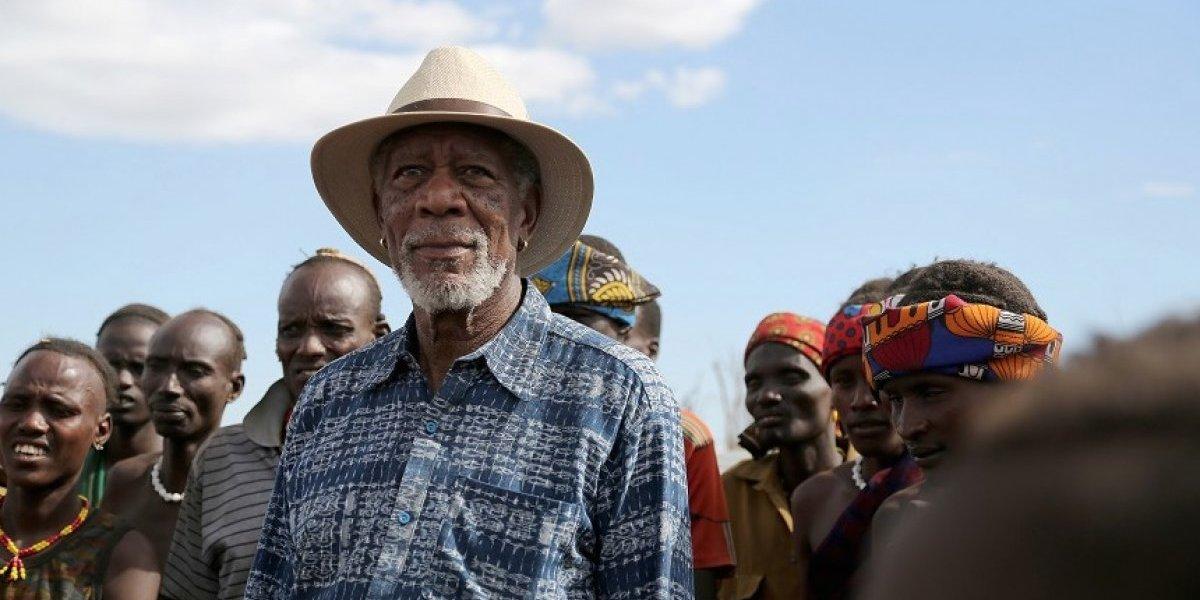 """""""The Story of Us"""": Morgan Freeman nos habla de guerra, paz, rebelión y fe"""