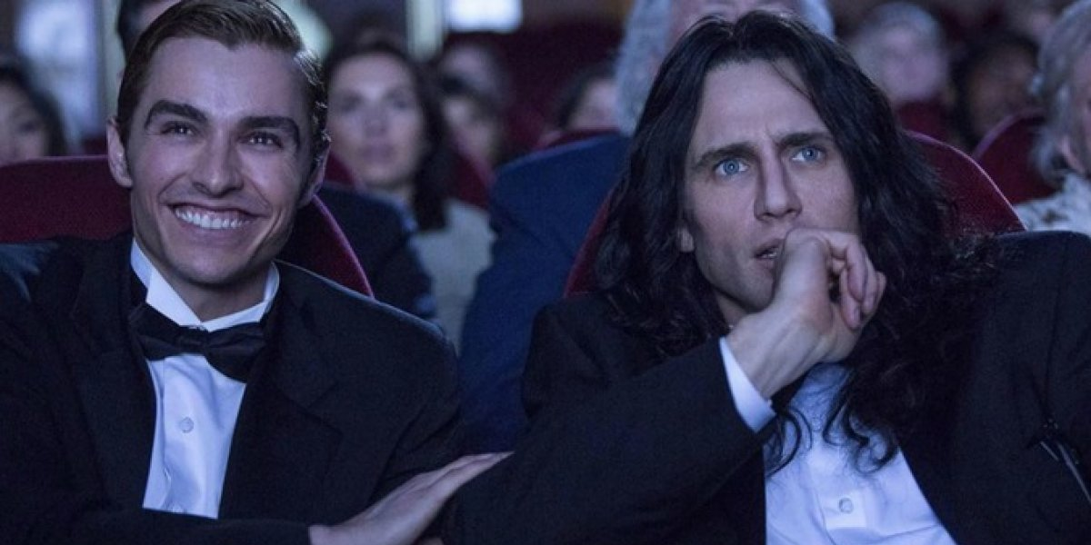 """The Disaster Artist"": James Franco nos cuenta sobre la ""peor película de Hollywood"""