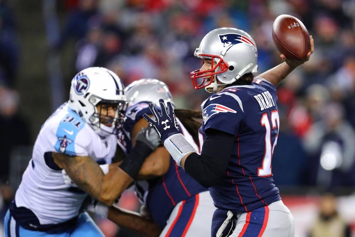 Tom Brady, Mariscal de campo, 40, ¿Súper Bowl LII 2018?