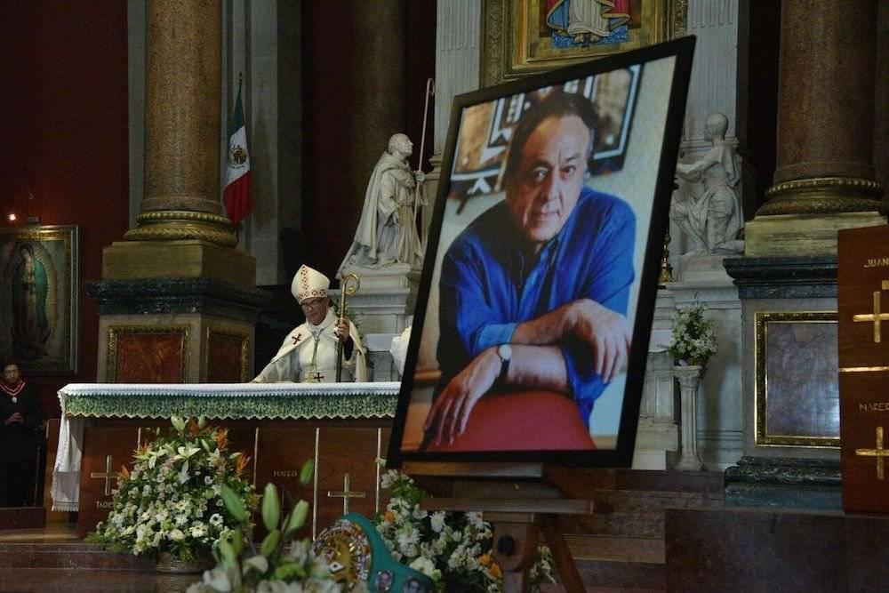 A cuatro años de su muerte siguen recordando al dirigente. /Alma Montiel/CMB