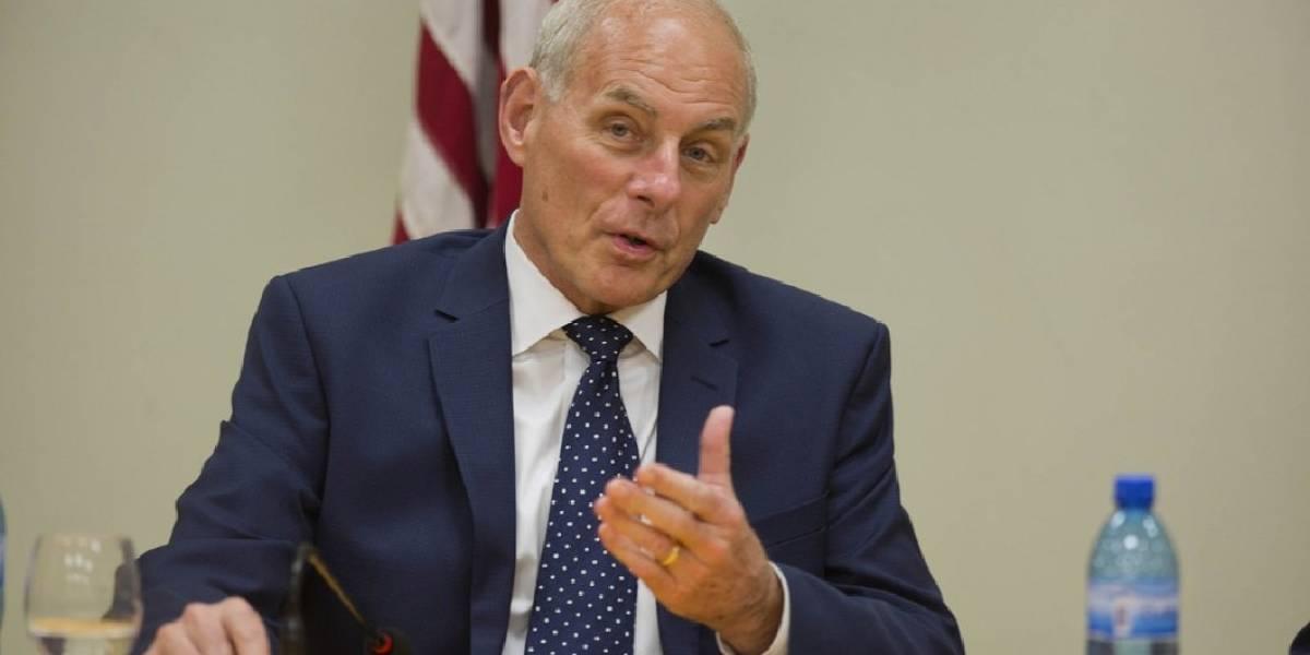 John Kelly admite que México no pagará muro: TWP