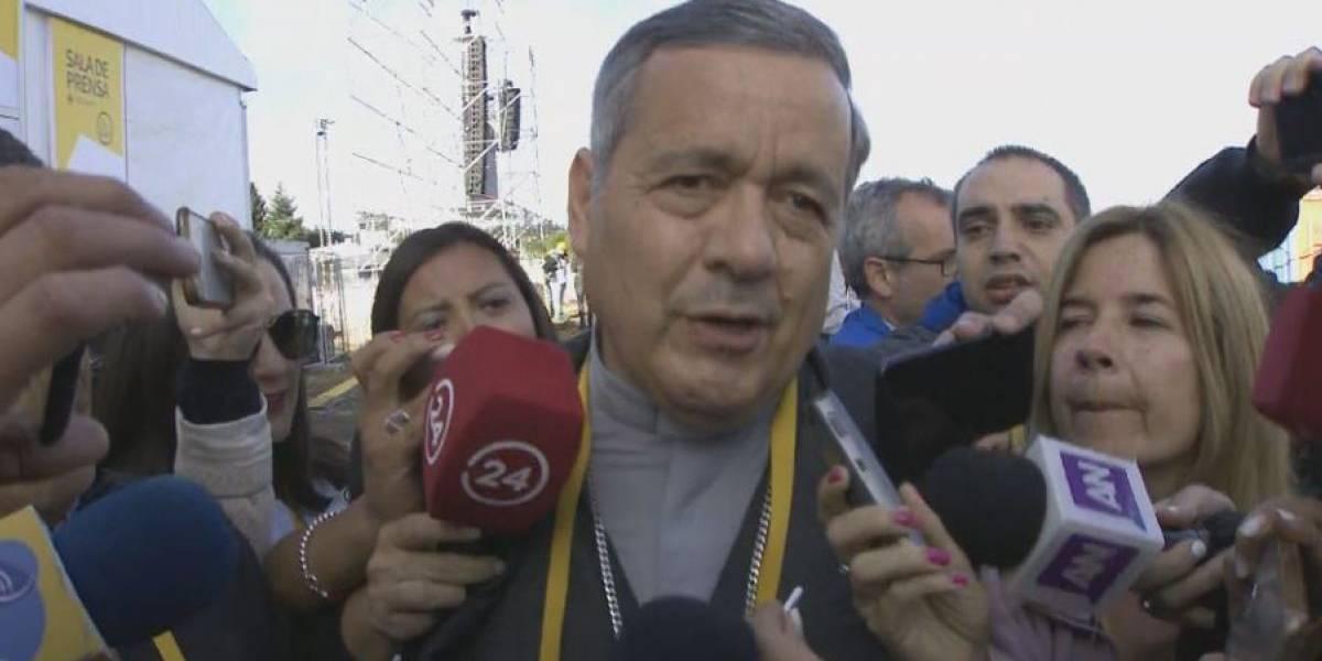 El Papa defendió al obispo de Osorno: