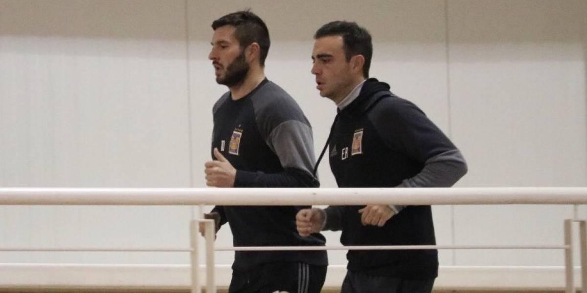 Niega Tigres tener ofertas por André-Pierre Gignac de Europa