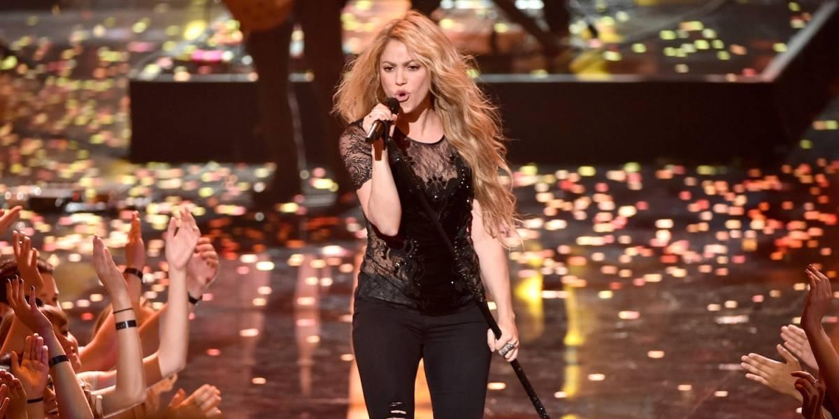 Shakira podría perder el tono de su voz