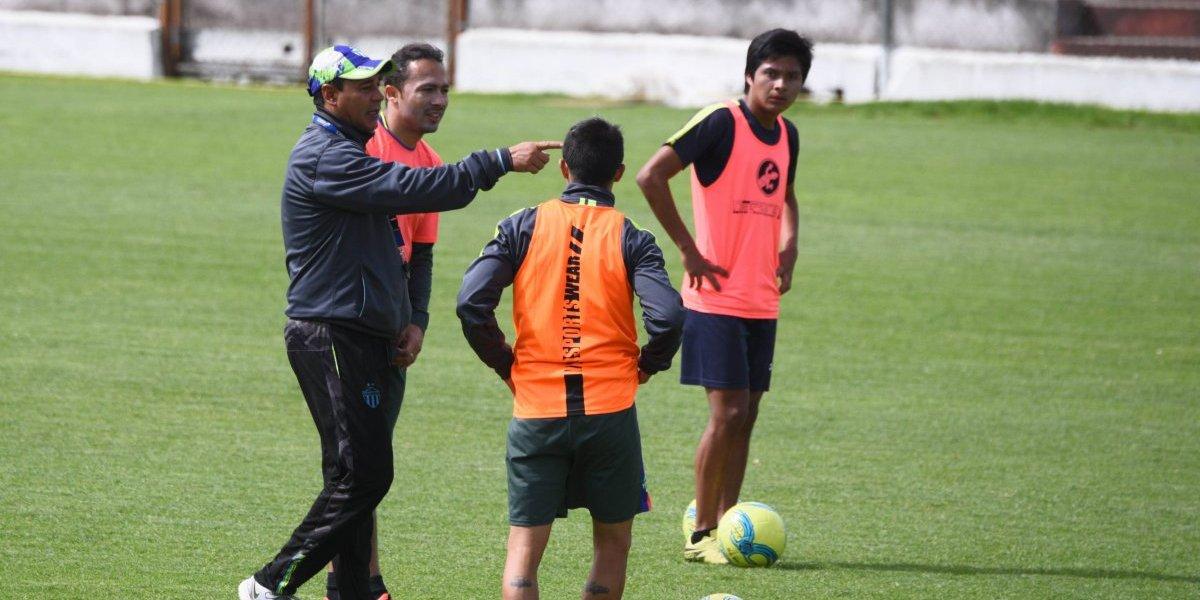 El campeón Antigua GFC ya piensa en su próximo rival