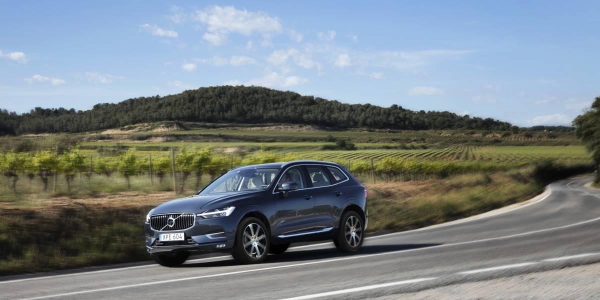 El Volvo XC60 sigue sumando premios