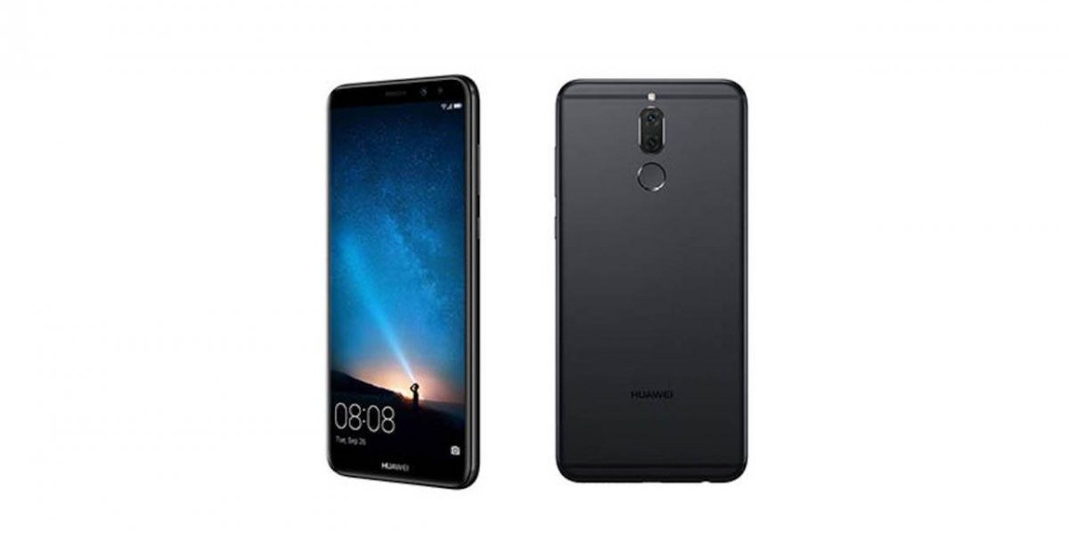 Lanza Huawei el nuevo smartphone Mate 10 lite