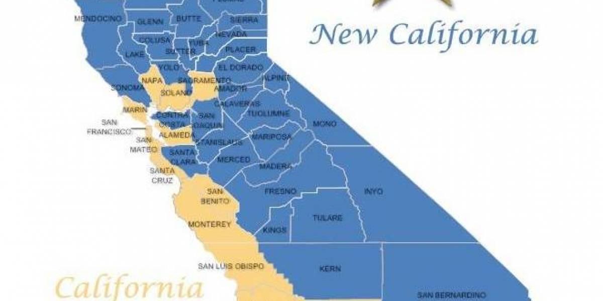 Nueva California 'declara su independencia' para ser el 'Estado 51'