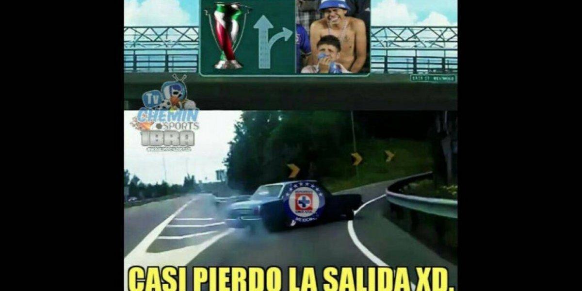 Los memes no perdonan a Cruz Azul tras perder en Copa ante Puebla