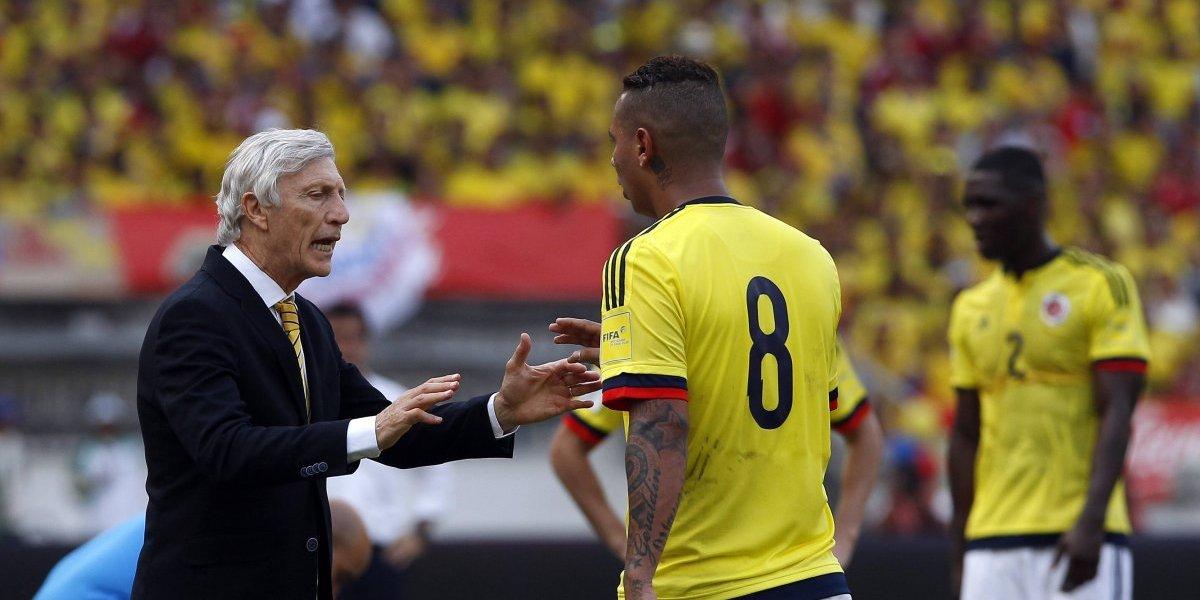 Cuerpo técnico de la Selección Colombia contactó a Cardona y Barrios por el escándalo
