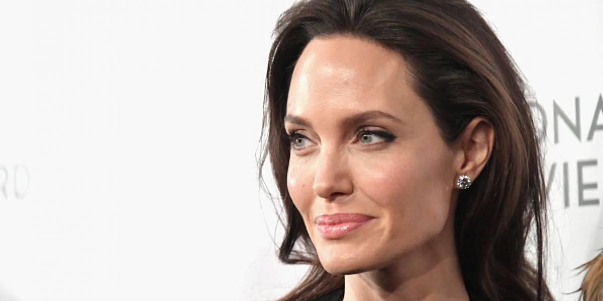 Angelina Jolie es criticada por su 'extrema' delgadez