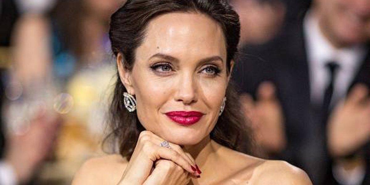 Angelina Jolie llegó a Perú para conocer directamente situación venezolanos