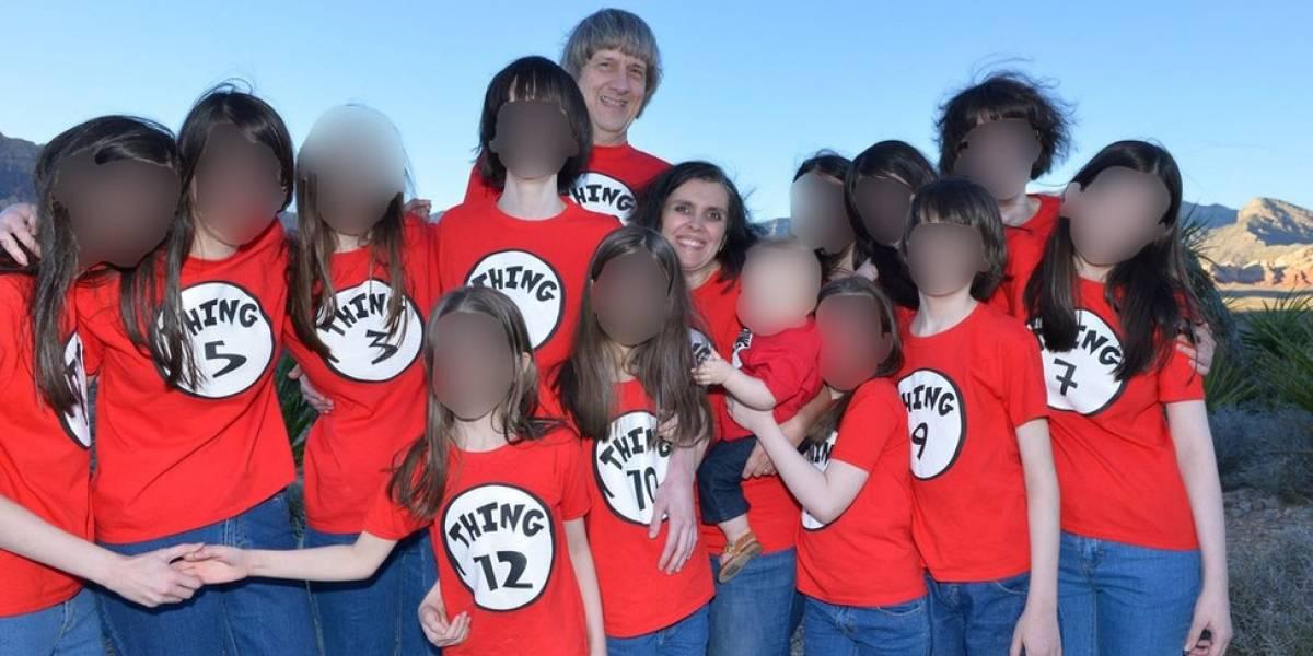 """O que se sabe sobre os Turpin, a """"família feliz"""" que manteve os 13 filhos presos na Califórnia"""