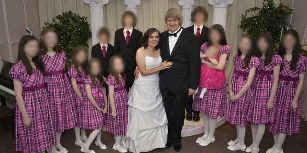 Família Turpin queria fazer um reality show com seus 13 filhos