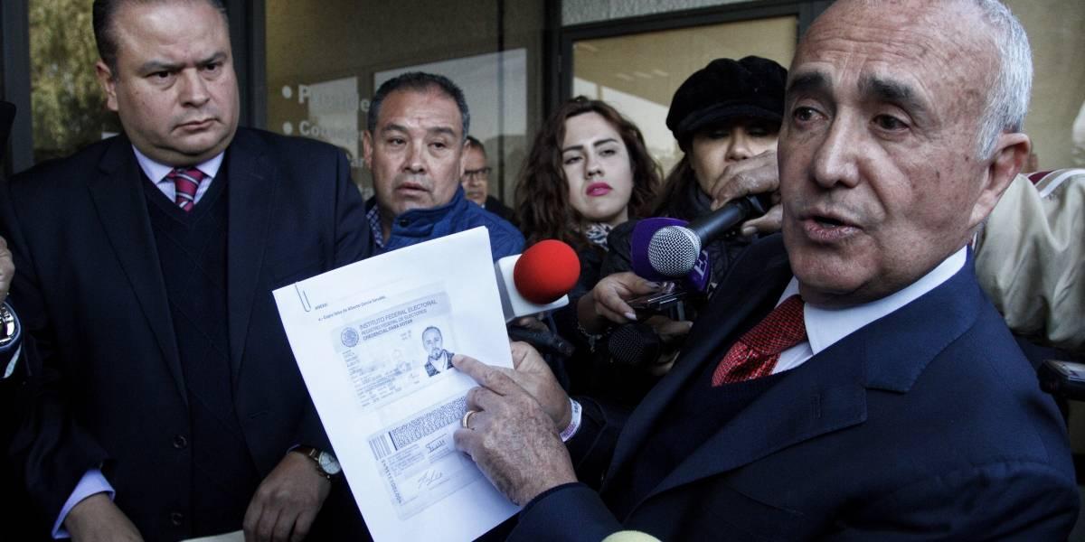 Ferriz de Con pide al INE auditar apoyos de independientes punteros