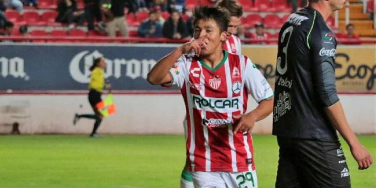 Se lo perdió Arsenal: Marcelo Allende dio un recital de fútbol y goles en su debut en México