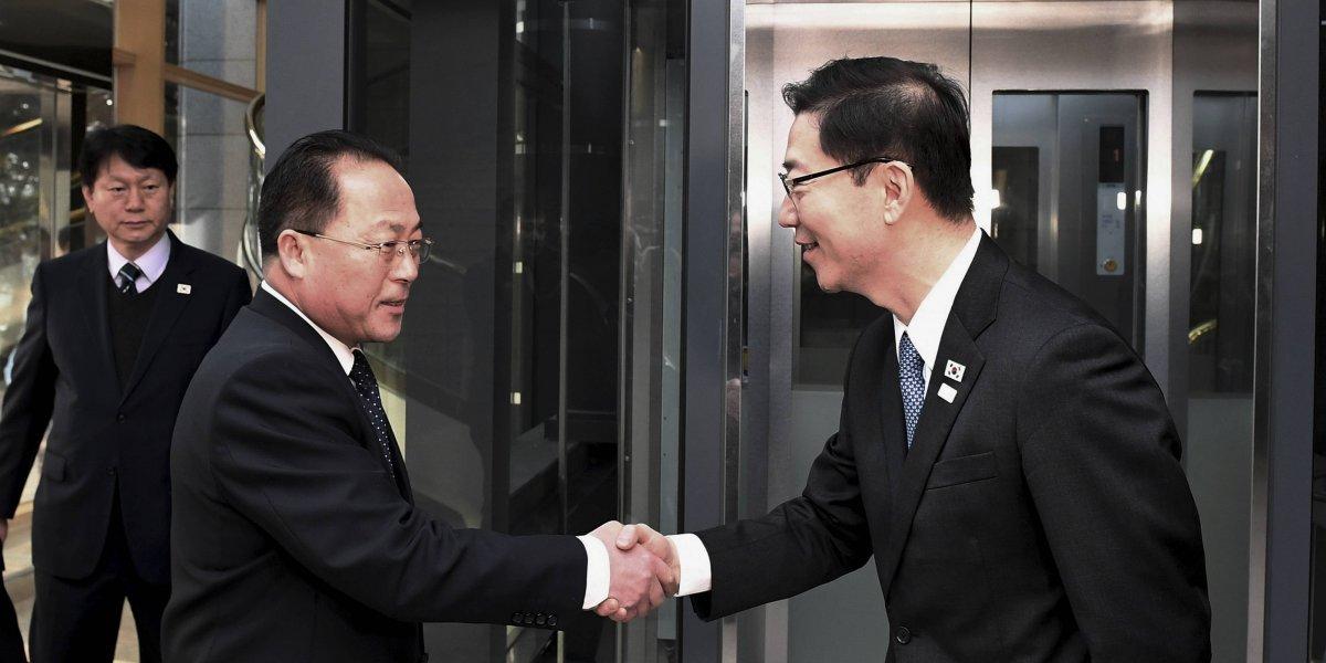 Corea del Norte y Corea del Sur usarán misma bandera en PyeongChang