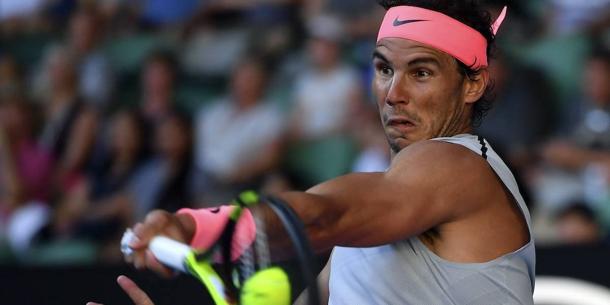 Nadal, Schwartzman y Wozniacki avanzan en Australia