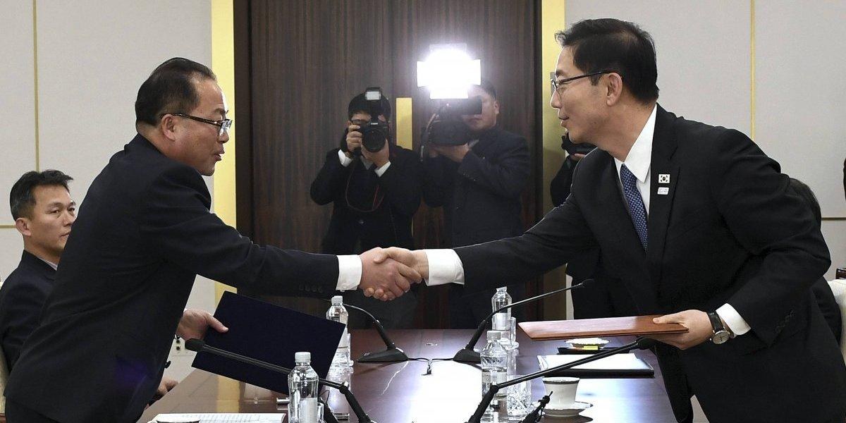 Histórico: Las Coreas marcharán como equipo en los Juegos Olímpicos de Invierno