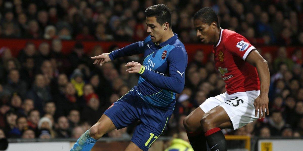 Alexis Sánchez acordó su millonario arribo a Manchester United