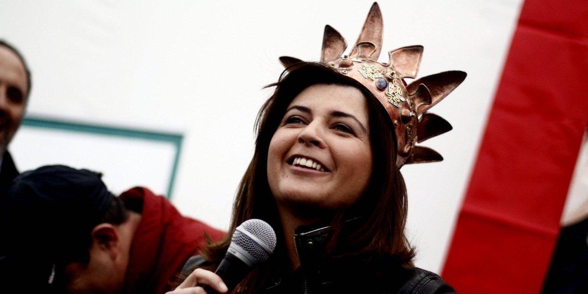 Scarleth Cárdenas regresa a la pantalla de TVN luego de tres años