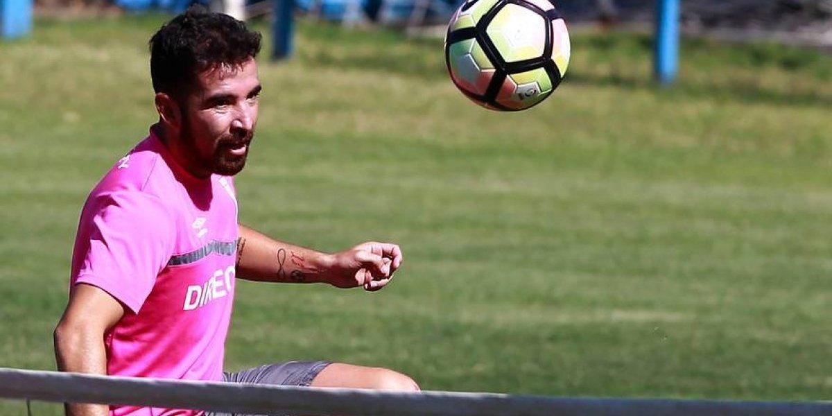 """Cordero y su rol en la UC de Beñat: """"No me complica jugar en lo que me digan"""""""