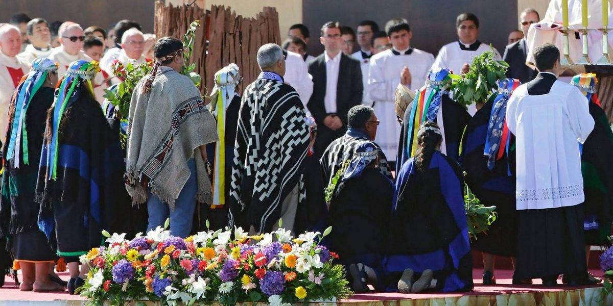 """""""Arauco tiene una pena"""": el llamado del Papa contra la violencia en el conflicto mapuche"""