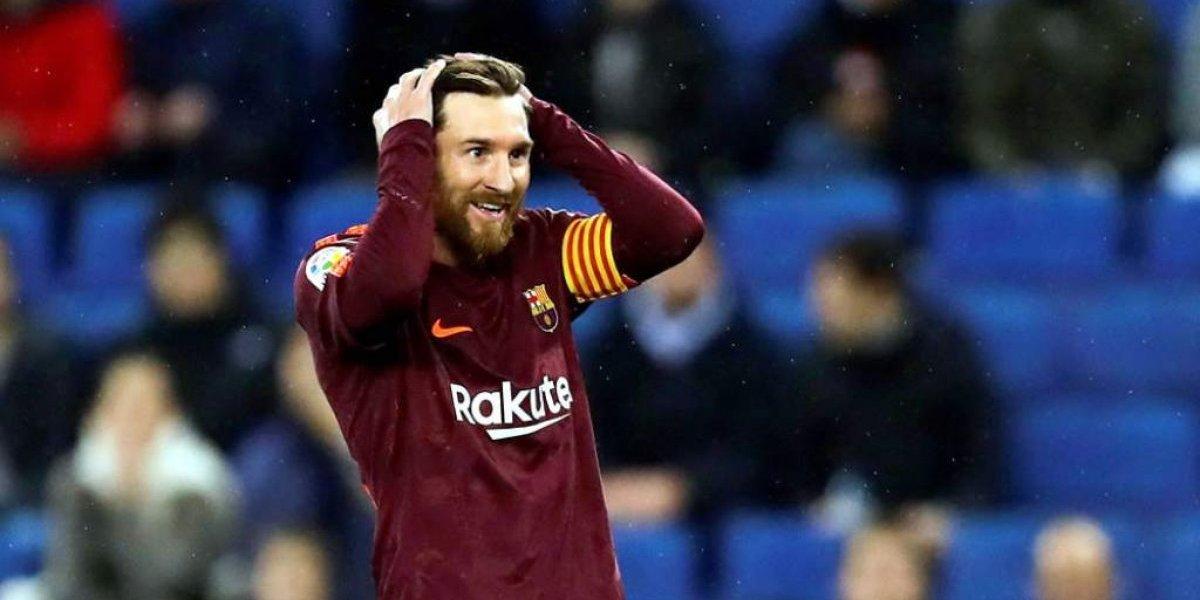 El Espayol acaba con la racha de victorias del Barcelona de Valverde