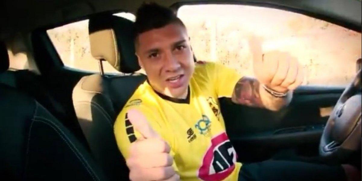 Nueva oportunidad para Christian Bravo en el fútbol chileno: fichó en San Luis de Quillota