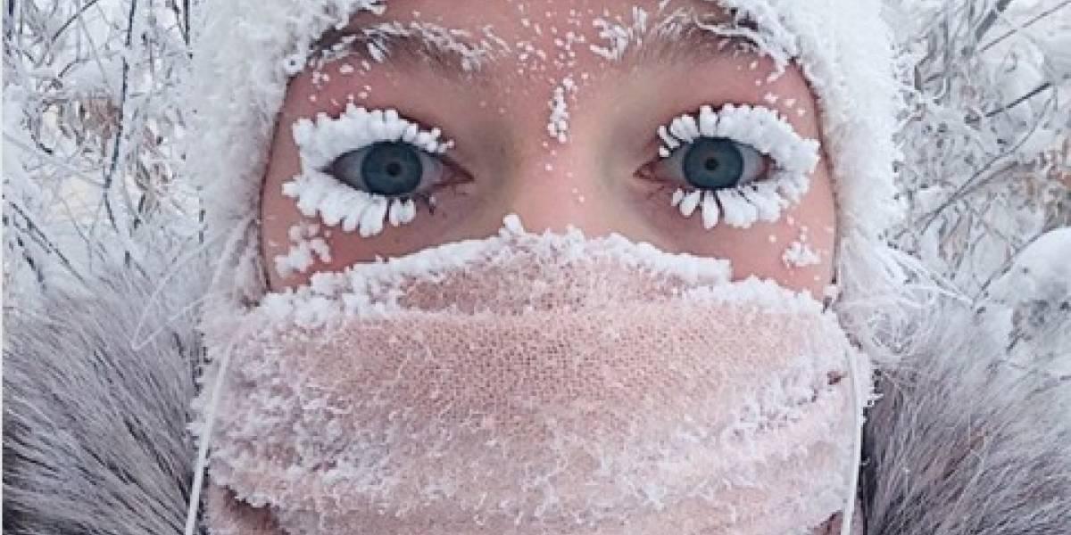 Hasta se rompen los termómetros: cómo es vivir a -60 grados en la aldea más fría del mundo