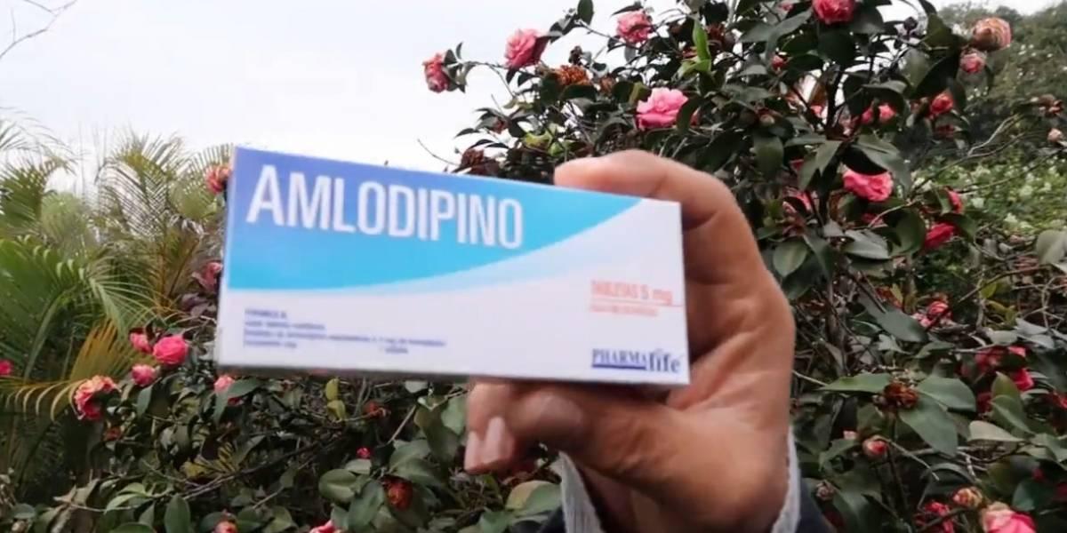 El amlodipino de López Obrador sí existe y sirve para estas enfermedades