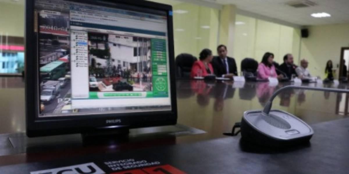 785 cámaras instaladas por el ECU 911 en recintos electorales
