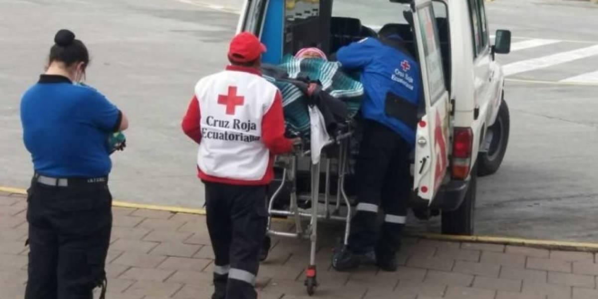 Un bebé nació en el Centro de Atención de Emergencias del Terminal Quitumbe