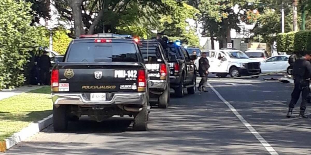Se desata persecución en calles de Colinas de San Javier