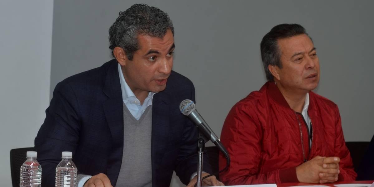 Anaya no quiere nombramientos de fiscales porque teme se investigue su enriquecimiento: PRI