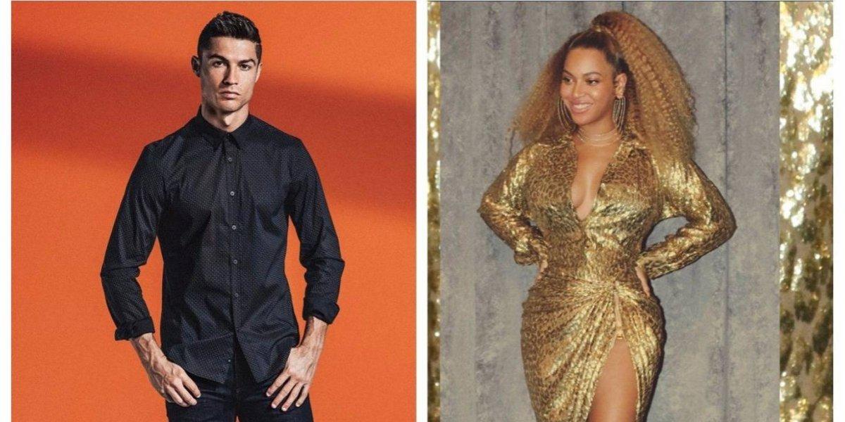 Cristiano bate récord de Beyoncé en Instagram