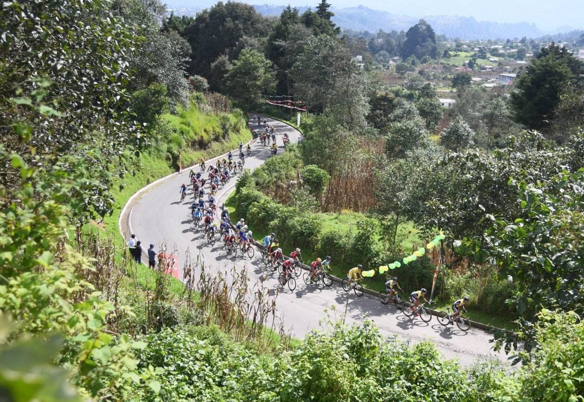 La Vuelta a Guatemala será el plato fuerte de la temporada 2018.