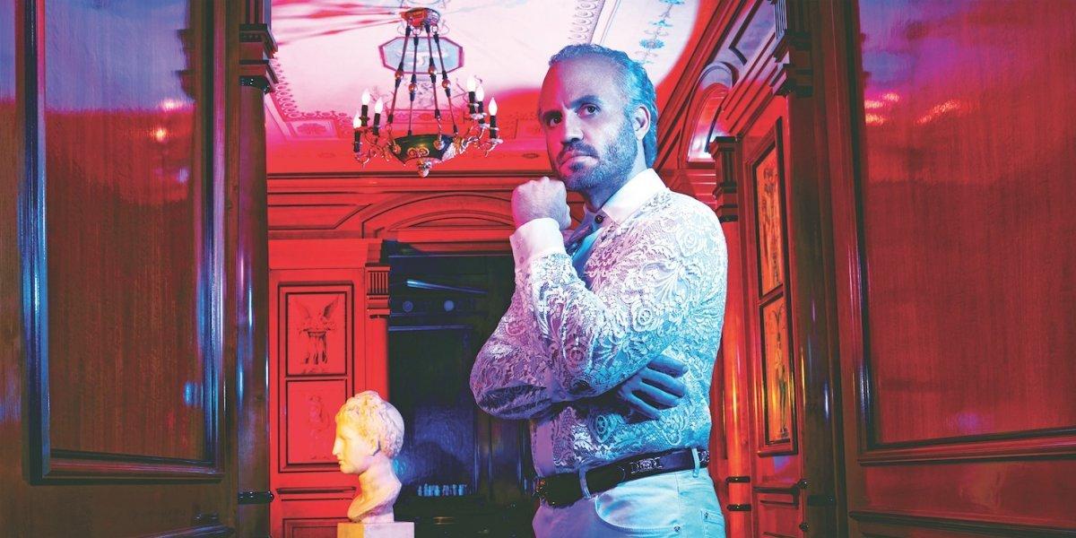 Édgar Ramírez, el multifacético actor que encarna a Gianni Versace
