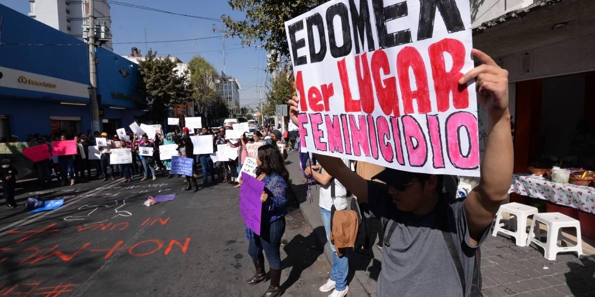 Ecatepec, municipio del Edomex con más feminicidios