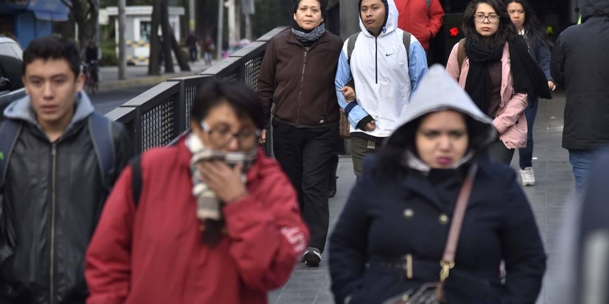 Protección civil activa alerta roja en dos delegaciones