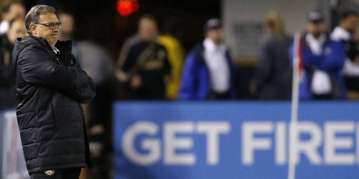 """El Tata Martino impide que Carmona vaya a Colo Colo: """"No estoy dispuesto a dejarlo partir"""""""