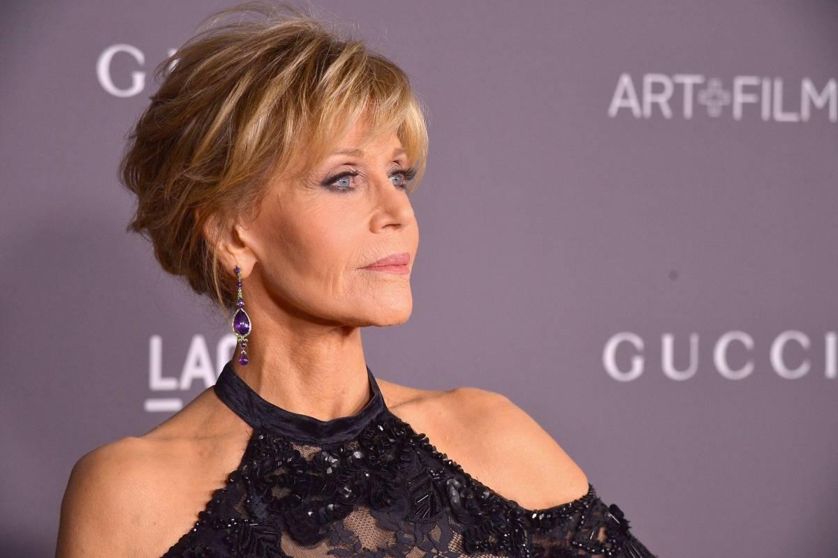 Jane Fonda comparte foto a la mañana siguiente de una fiesta | Nueva ...