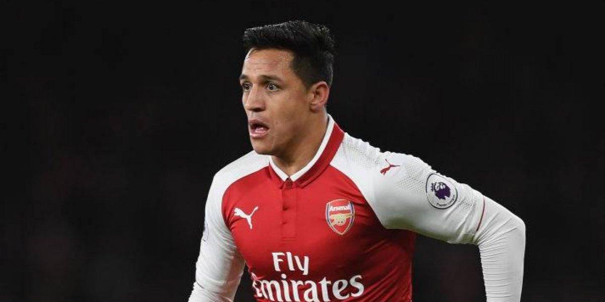 Manchester United quiere cerrar fichaje de Alexis antes del fin de semana