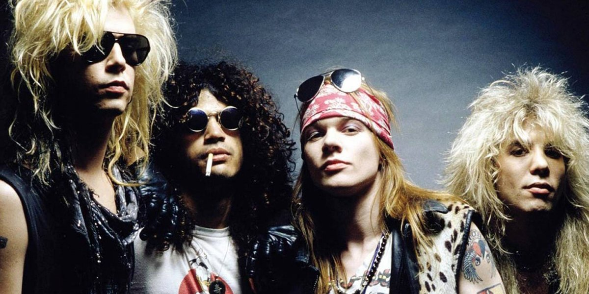 Homenaje a Guns N´Roses en Hard Rock Café Santo Domingo