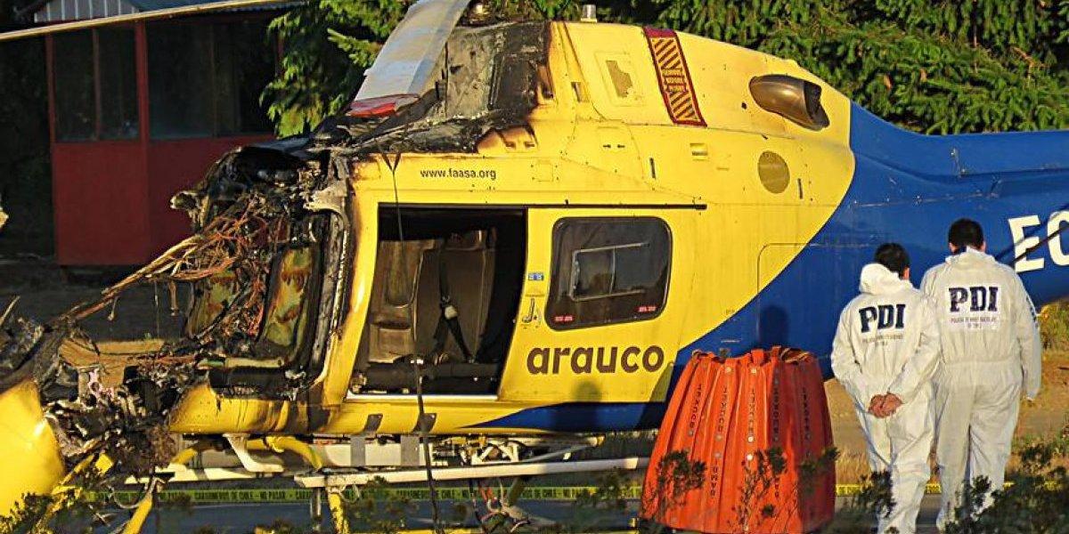 Gobierno condenó ataque a Carabinero y quema de iglesias en la previa de la llegada del Papa a Temuco y presentará querellas