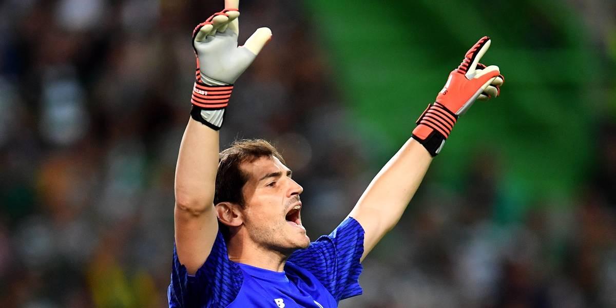 Após infarto, Casillas pode voltar ao futebol em três meses, afirma jornal português