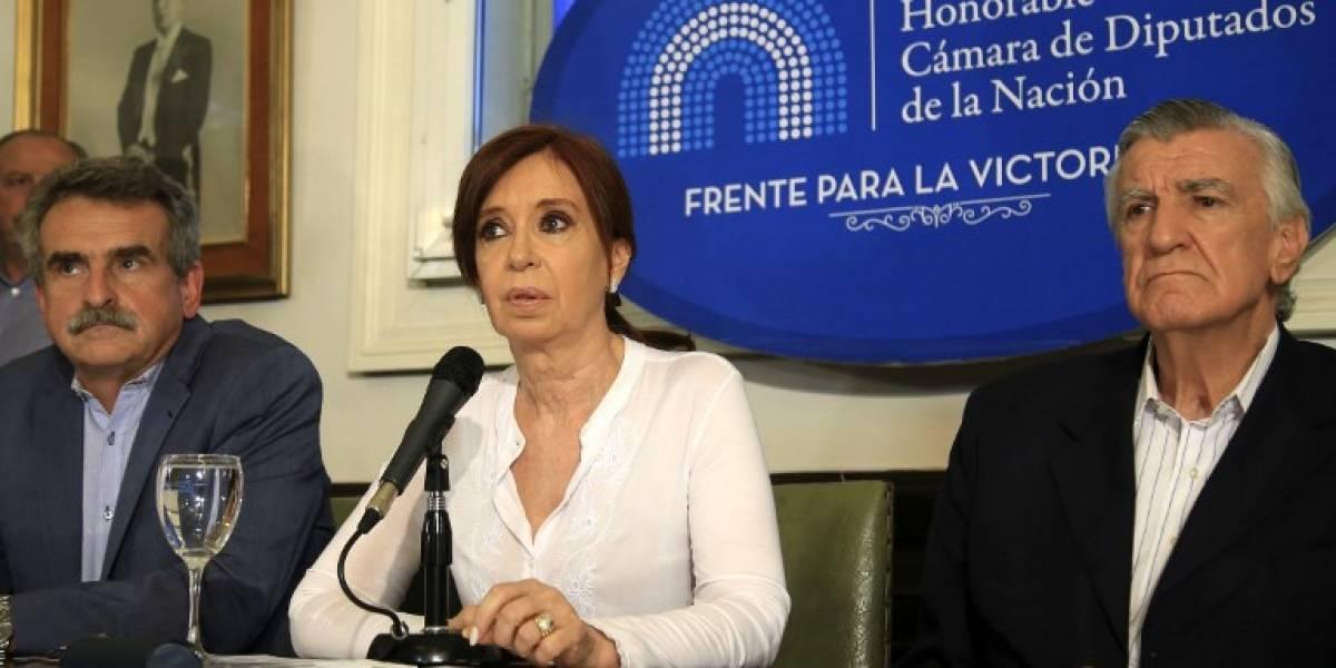 Kirchner pide acelerar el juicio oral para defenderse en causa por fraude