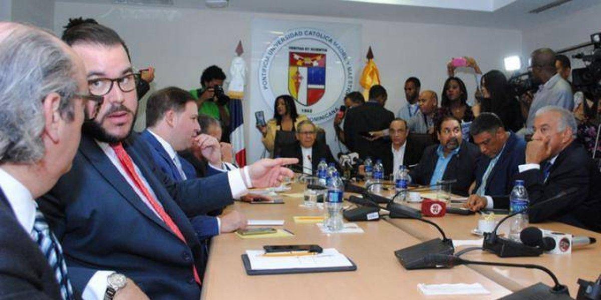 PRSC vuelve a presentar ante Congreso Ley Electoral y Ley de Partidos