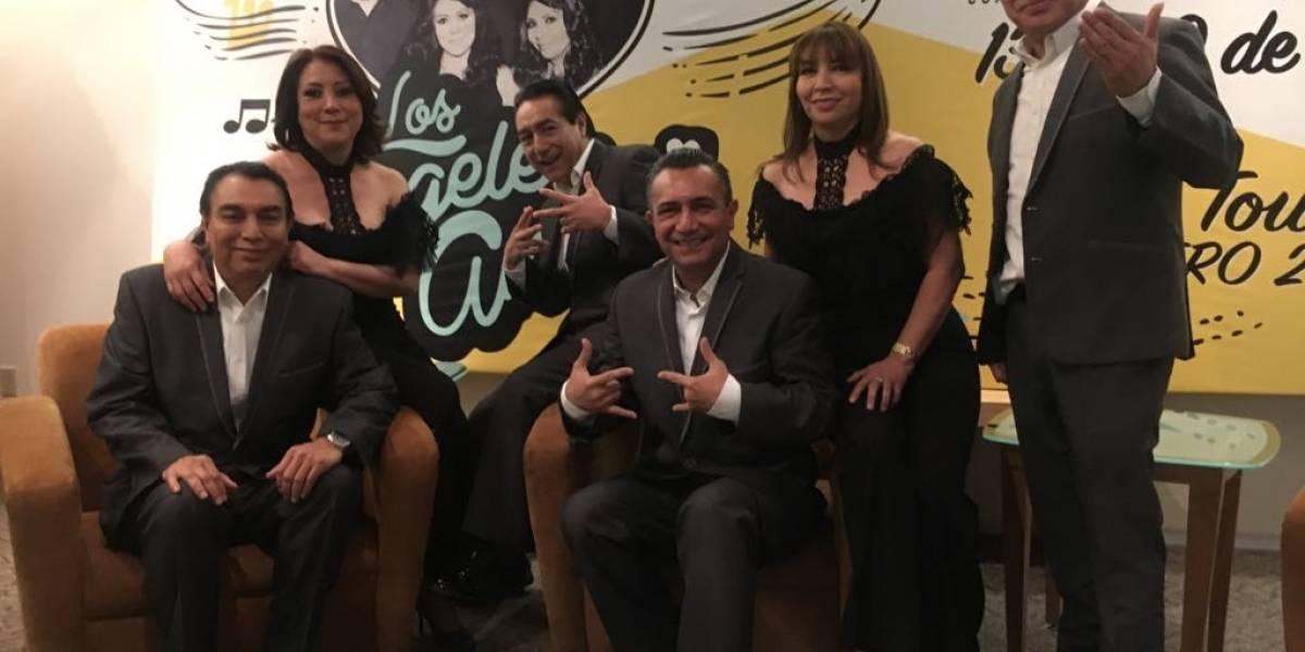 Los Ángeles Azules prometen hacer bailar al público de Coachella